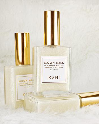 Moon Milk - Shimmering Jasmine Body Oil