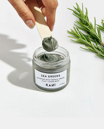 Sea Greens - Algae Mask